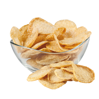 Sea Salt and Vinegar Crisps